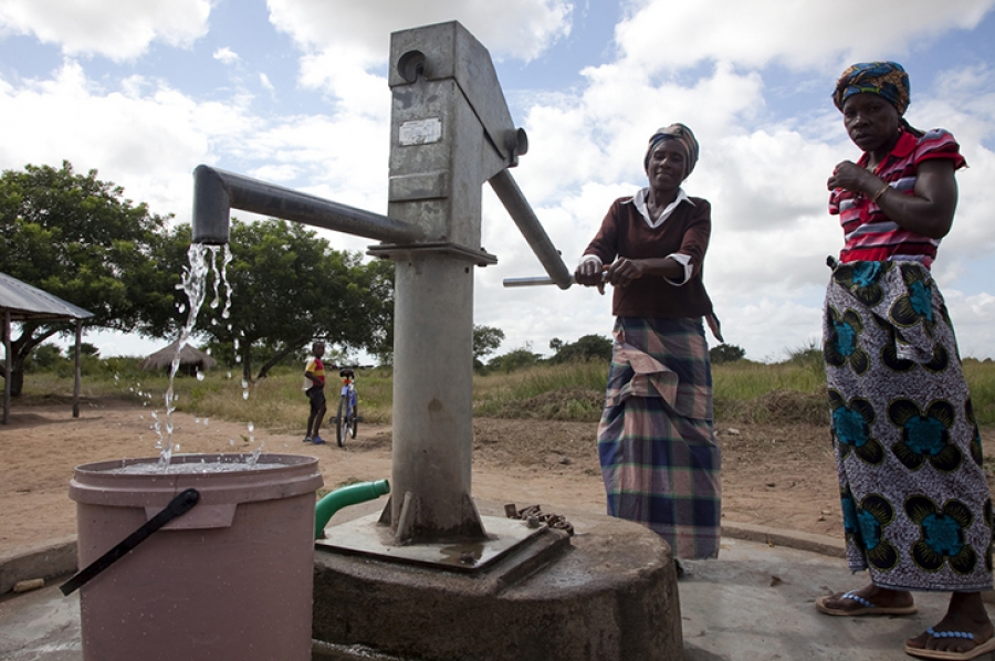 11 Facts About Water in the Developing World